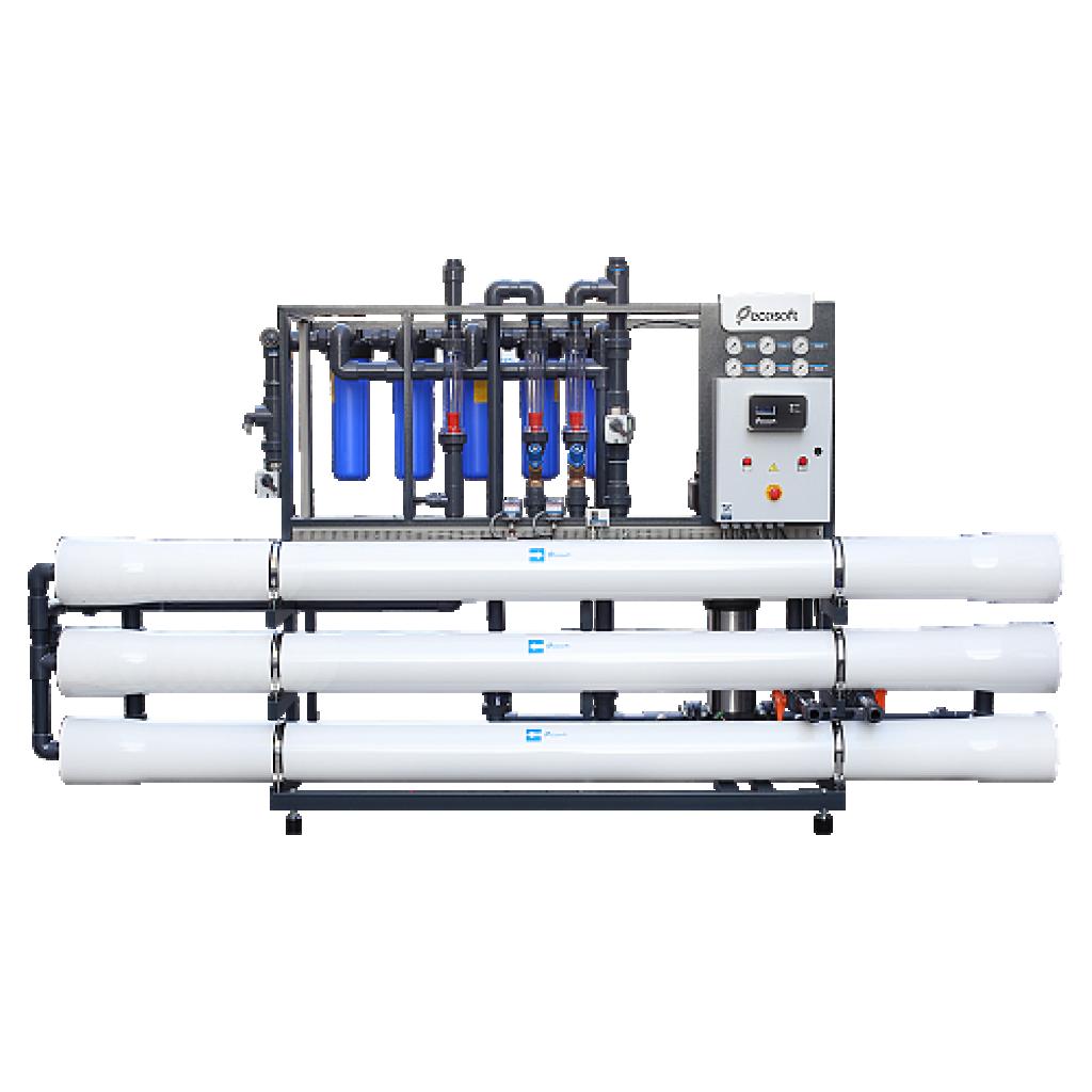 Průmyslová reverzní osmóza WATEX MO-9 Ecosoft