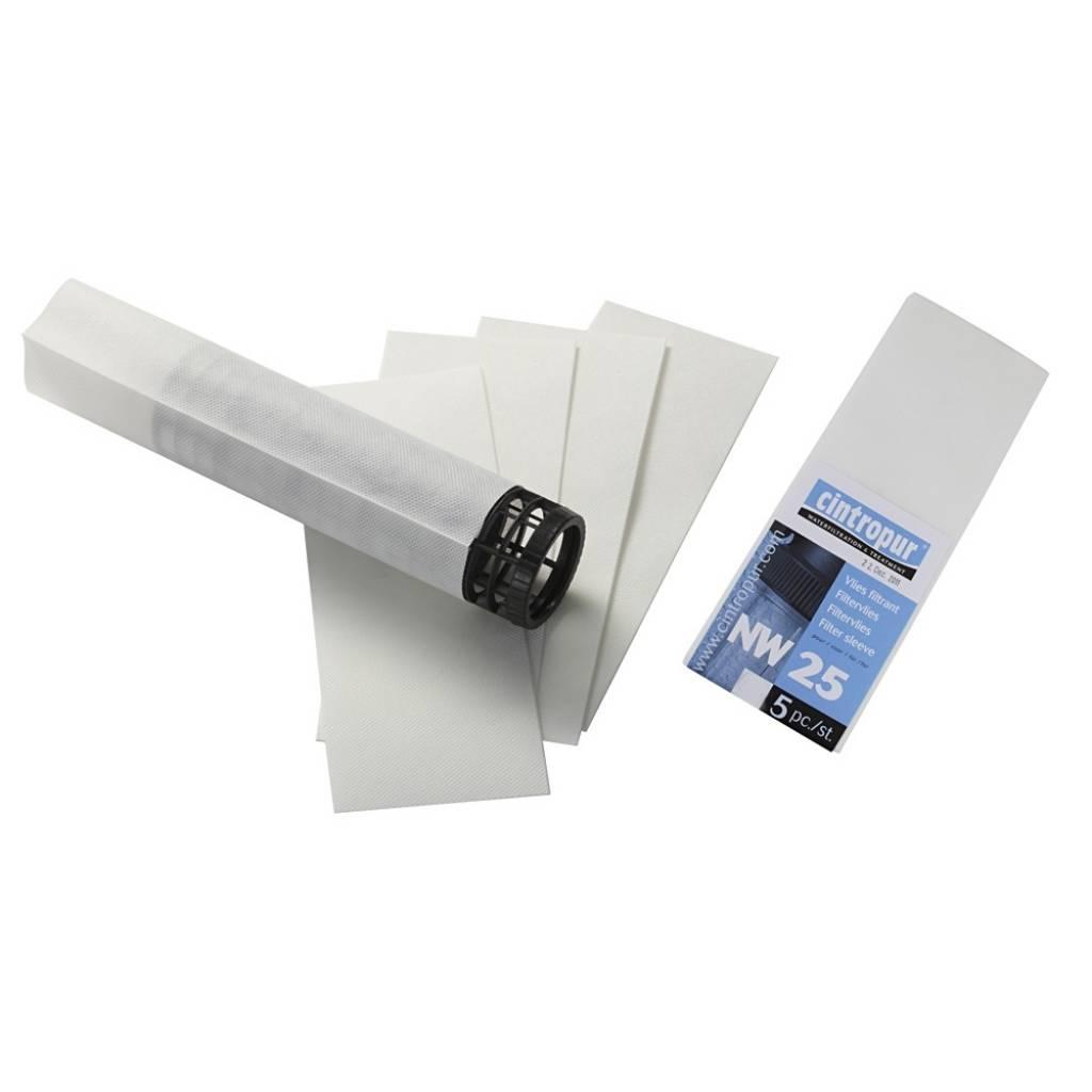 Filtrační vložky Cintropur NW25 25mic