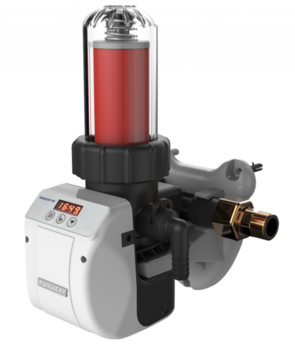 Diskový filtr s automatickým proplachem WATEX DFA 34