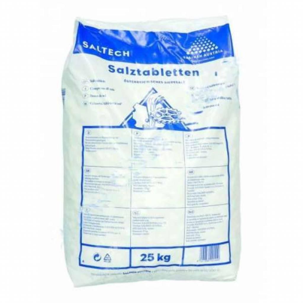 Balená tabletová sůl 25Kg - osobní odběr prodejna Beroun