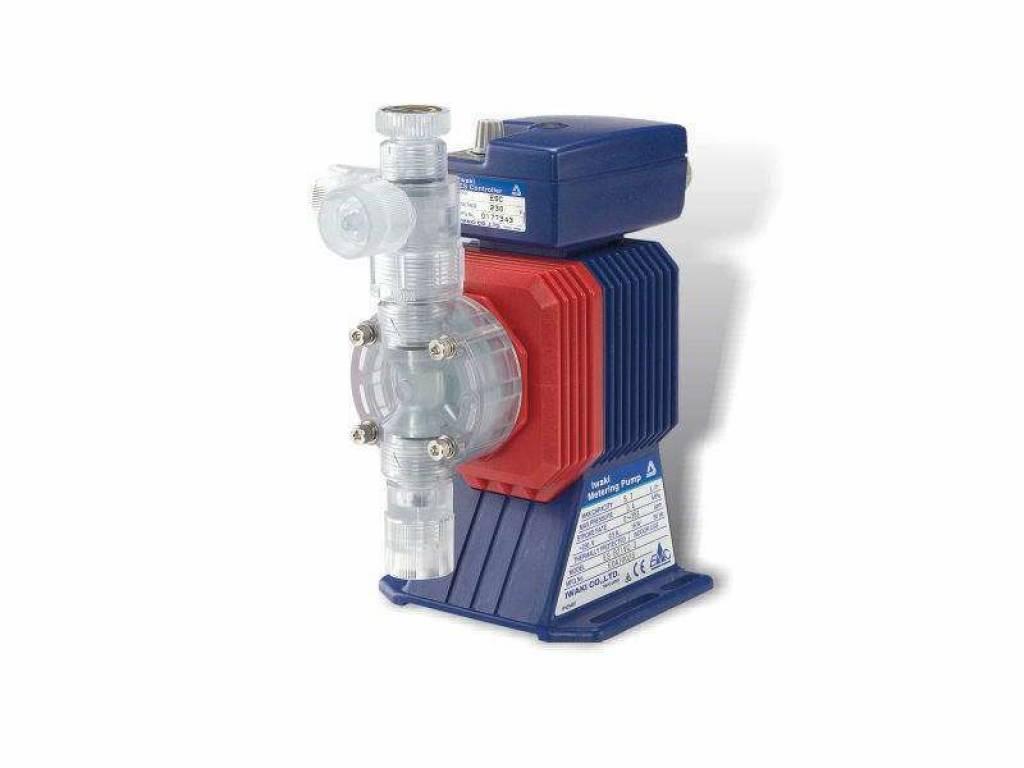 Srážení fosforu - automatická jednotka