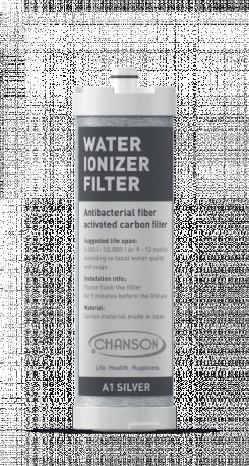 Filtr pro ionizátory Chanson