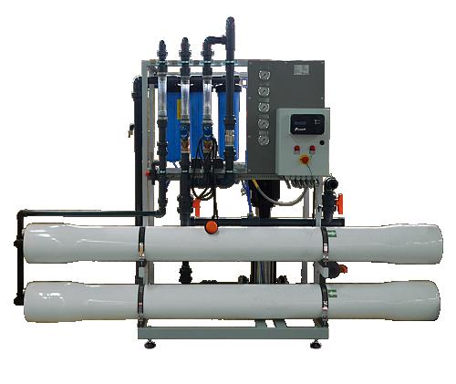 Průmyslová reverzní osmóza WATEX MO-4 Ecosoft