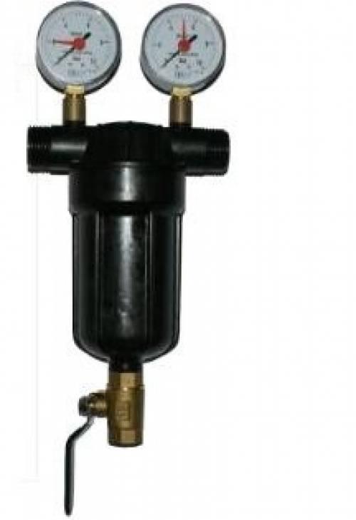 Domovní potrubní filtr diskový WATEX  AWF-100
