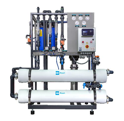 Průmyslová reverzní osmóza WATEX MO-2 Ecosoft
