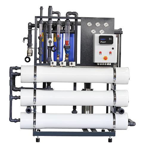 Průmyslová reverzní osmóza WATEX MO-3 Ecosoft