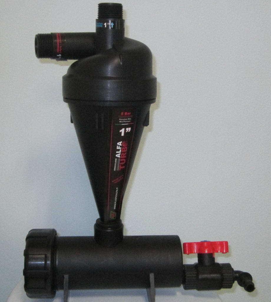 Separátor Hydrocyklón ALFA-TURBO 1