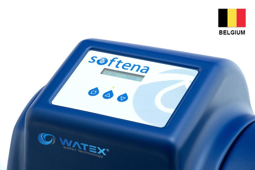 Automatický změkčovač vody WATEX Softena 20