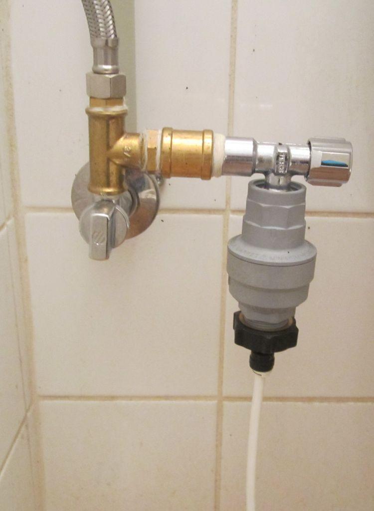 Waterblock průtokový