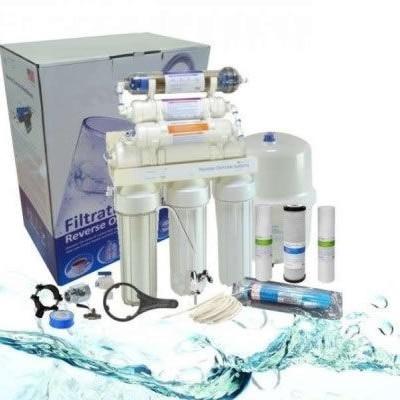 Reverzní osmóza WATEX FRO7M s a UV lampou a mineralizátorem